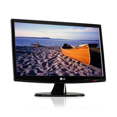 Monitor de LCD 20´ LG com tela widescreen de  e funções especiais FUN.  - HARDFAST INFORMÁTICA