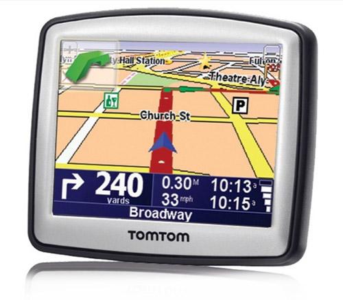 Gps Tomtom 125 Se / Radares / Mapa Atual  - HARDFAST INFORMÁTICA