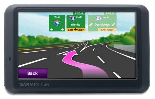 Gps Garmin Nuvi 785T / 765T - Grava percursos - Bluetooth - Brazil 2012  - HARDFAST INFORMÁTICA