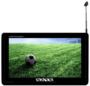 Gps Satellite tela 5´ Tv digital bluetooth Fm Tela HD !  - HARDFAST INFORMÁTICA