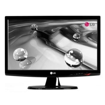 Monitor Lcd LG 19´ W1943C VGA DVI 2S tempo de resposta!  - HARDFAST INFORMÁTICA