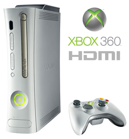 Xbox 360 Arcade + 2 Jogos Originais Nota Fiscal HDMI Full HD  - HARDFAST INFORMÁTICA