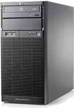 Servidor HP Proliant ML110 G6 XEON Quad Core X3430 2.40GHz  - HARDFAST INFORMÁTICA