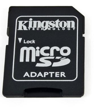 Adaptador De Cartão Microsd Para Sd Normal Sd 8gb 16gb 32gb  - HARDFAST INFORMÁTICA