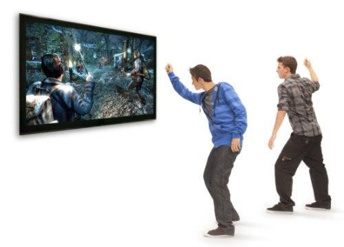 Kinect Sensor Xbox 360 Original + game C/ Nota Fiscal  - HARDFAST INFORMÁTICA