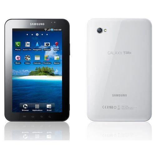 Samsung Tablet Galaxy P1000 Wi-fi + 3g Desbloqueado C/ Nf 7´  - HARDFAST INFORMÁTICA