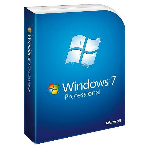 Windows 7 Seven Professional box caixa / CD original c/ NF OEM  - HARDFAST INFORMÁTICA