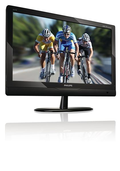 Monitor Tv Led Philips 18,5´ 2x HDMI Parede Vesa C/ Cx Som  - HARDFAST INFORMÁTICA