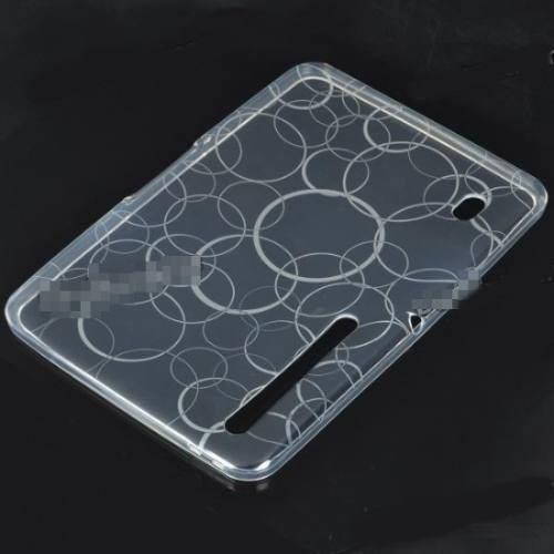 Capa Case Silicone Motorola Xoom Tablet 10 Em Transparente  - HARDFAST INFORMÁTICA