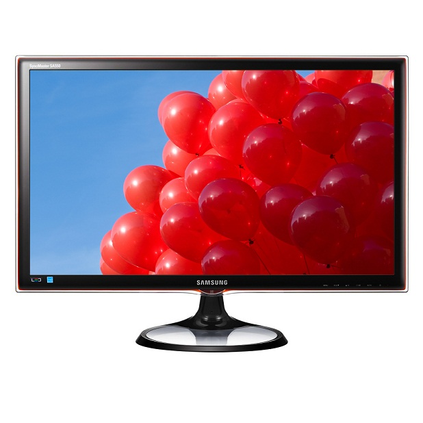 Monitor LCD LED 23´ Samsung S23A550H Full HD 2ms Hdmi NF  - HARDFAST INFORMÁTICA