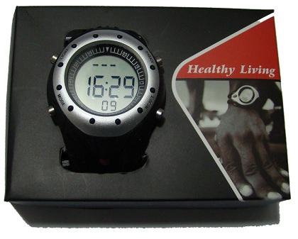 Rélogio Monitor Cardíaco wireless Sport Sem fio prova d´água  - HARDFAST INFORMÁTICA