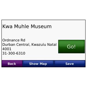 Mapa garmin Africa do Sul City Navigator® Southern Africa NT  - HARDFAST INFORMÁTICA