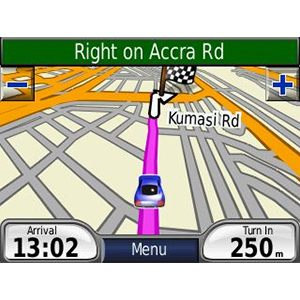 Mapa Garmin Africa Central oriental Leste City Navigator® Middle East & Eastern Africa NT  - HARDFAST INFORMÁTICA