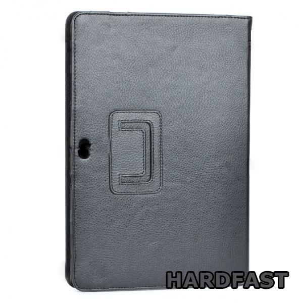 Capa Estojo Samsung Galaxy P5100 P7500 10.1 Em Couro PU BR  - HARDFAST INFORMÁTICA