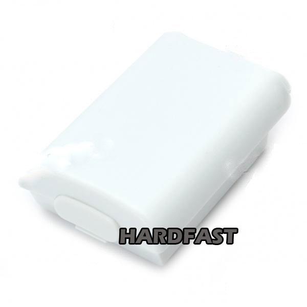 Tampa Bateria Controle Xbox 360 Case Branca Peça Reposição  - HARDFAST INFORMÁTICA