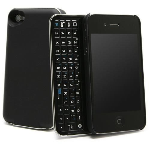 Capa Teclado Bluetooth Slide Iphone 4 4s Case 2.0 USB Slim  - HARDFAST INFORMÁTICA