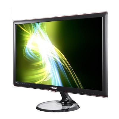 Monitor LED 20´ Samsung S20A300B DVI Slim Black Piano + NF  - HARDFAST INFORMÁTICA