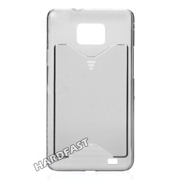 Capa Case Galaxy S2 i9100 Samsung Rígido Translúcido Full  - HARDFAST INFORMÁTICA
