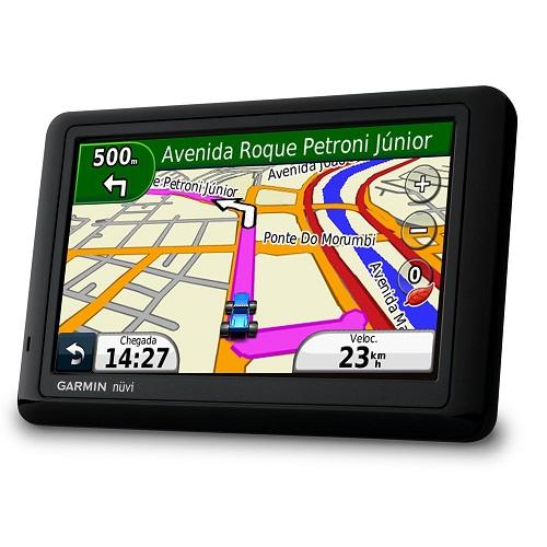 Gps Garmin Nuvi 1310 tela 4´3 Radares Pardal Bluetooth 1300  - HARDFAST INFORMÁTICA