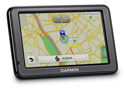 Gps garmin Nuvi 2415LT Aviso Radares e Transito Grátis e Bluetooth Tela 4´3 Mapa Brasil atualizado!  - HARDFAST INFORMÁTICA