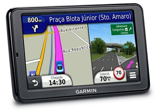 Gps Garmin nuvi 2565Lt Aviso Transito Brasil tela ´5 Radares 1 ano Garantia  - HARDFAST INFORMÁTICA