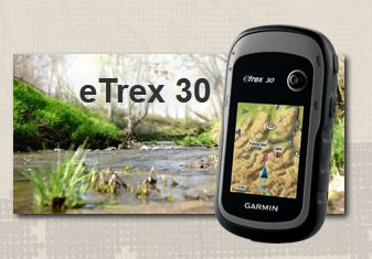 Garmin Etrex 30 Gps Off Road + Suporte Carro Bike Jipe NF SP  - HARDFAST INFORMÁTICA