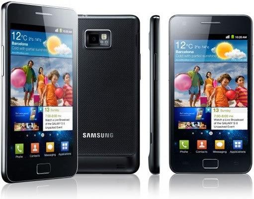Samsung Galaxy S2 ii Celular i9100 Nota fiscal Wifi 16gb SP  - HARDFAST INFORMÁTICA