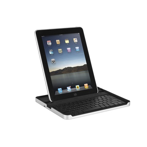Teclado Capa Ipad 2 3 New Wireless Bluetooth 3.0 Aluminio BR  - HARDFAST INFORMÁTICA