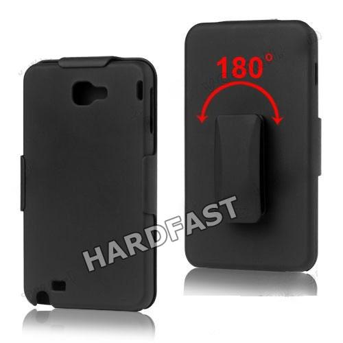 Capa Samsung Galaxy Note n7000 9220 Cinto Clip Suporte Mesa  - HARDFAST INFORMÁTICA