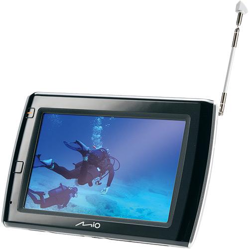 Gps Mio V505s Pacote Full 2.2  Cartao Sd Tv Digital 128mb BR  - HARDFAST INFORMÁTICA
