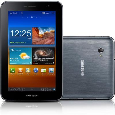 Samsung Tab P6200 tablet 3G Wifi 7´ Plus Capa Brinde NF-e  - HARDFAST INFORMÁTICA