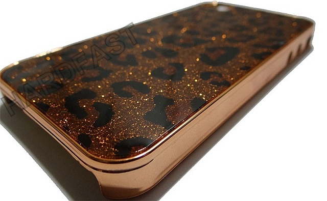 Capa Oncinha iPhone 4 4s Onça Dourada Gold Edition Exclusivo  - HARDFAST INFORMÁTICA
