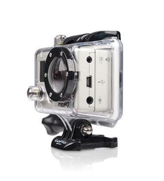 Gopro Go Pro Hero Camera Full HD Surf Bike Moto Motorsports  - HARDFAST INFORMÁTICA
