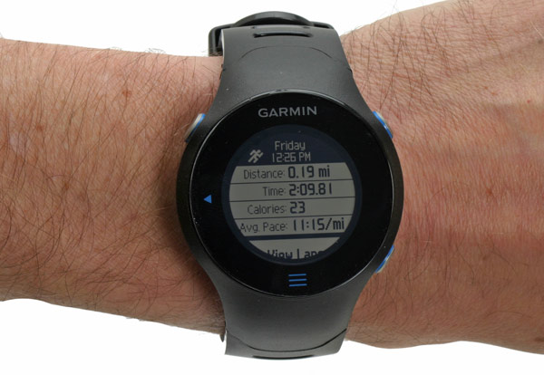 Relógio Garmin Forerunner 610 Gps Tela Touch Frequencímetro  - HARDFAST INFORMÁTICA