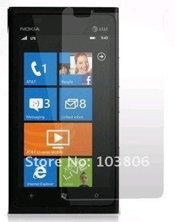 Película Lumia 900 Nokia Alta proteção Frete Grátis todo BR  - HARDFAST INFORMÁTICA