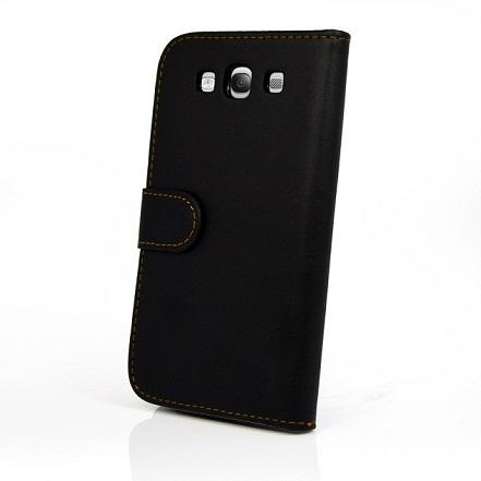 Capa Carteira Galaxy S3 i9300 Couro Pu Samsung Black Clip BR  - HARDFAST INFORMÁTICA