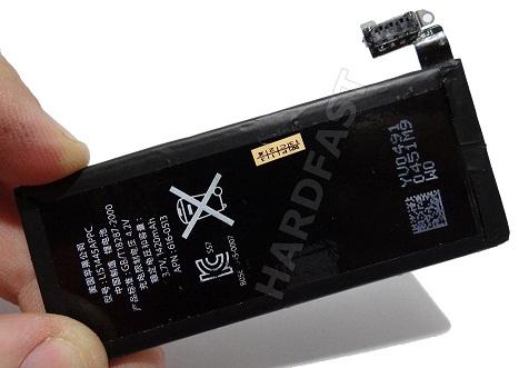 Bateria Original Iphone 4S Apple Nota fiscal Frete Grátis BR 616-0513  - HARDFAST INFORMÁTICA
