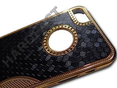 Capa Case Iphone 5 5s Dourada Ouro Strauss Edition Original  - HARDFAST INFORMÁTICA