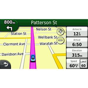 Mapa Gps Garmin Austrália e Nova Zelândia NT City Navigator  - HARDFAST INFORMÁTICA