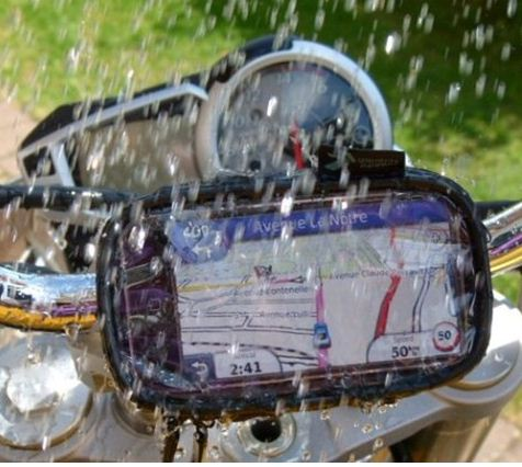 Capa Case Celular Motocicleta Bike Iphone Prova De Agua  - HARDFAST INFORMÁTICA