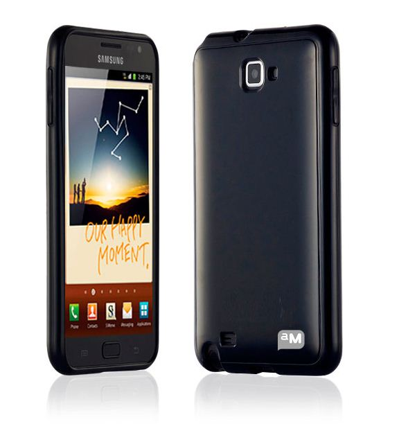 Capa Original Samsung Galaxy Note n7000 i9220 + Pelicula AM (1431 + 1615)  - HARDFAST INFORMÁTICA