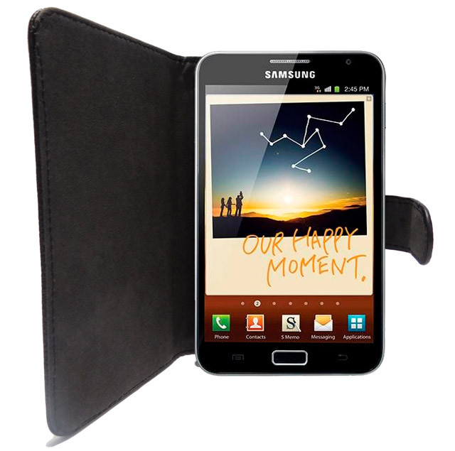 Capa Carteira Galaxy Note N7000 I9220 Lisa Samsung Frete Grátis  - HARDFAST INFORMÁTICA