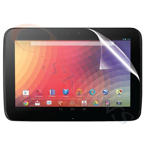 Pelicula de proteção 5H Samsung Google Nexus 10 Transparente  - HARDFAST INFORMÁTICA