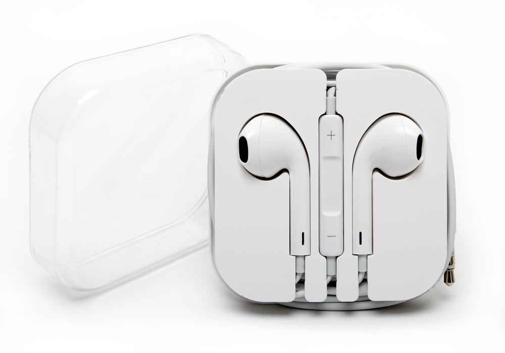 Fone Ouvido Original Apple Iphone 5 Microfone Volume Ipad BR  - HARDFAST INFORMÁTICA