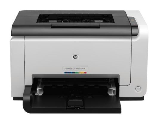 Impressora Laser Colorida HP C/ Toner Recarregável NF-e BR CP 1025  - HARDFAST INFORMÁTICA
