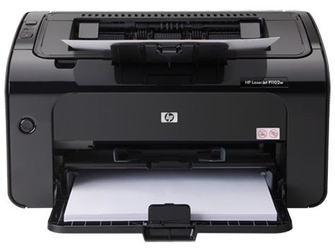 Impressora Hp Laser Wifi Sem fio rede Toner recarregável NF p1102w  - HARDFAST INFORMÁTICA