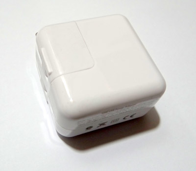 Carregador Apple 10W Iphone 5 4 4s Ipad 3 110/220v Ipod US  - HARDFAST INFORMÁTICA