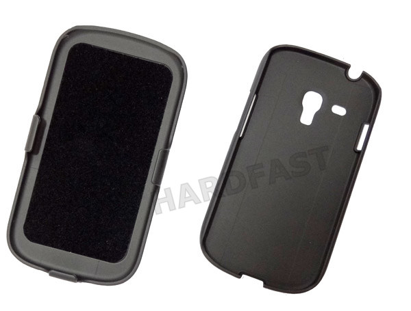 Capa Samsung Galaxy S3 Mini i8190 Cinto Clip Suporte Mesa  - HARDFAST INFORMÁTICA