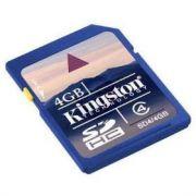 Cartão 4GB SD HC Alta velocidade!