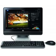 DESKTOP HP MS210BR ALL IN ONE DUAL CORE Windows 7 Seven 4gb